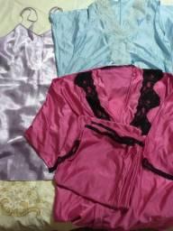 Pijama, camisolas.