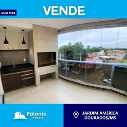 Apartamento à venda em Jardim américa, Dourados cod:1148