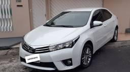 Corolla XEI 2.0 Aut 2017 completo lindo R$ 81.700,00