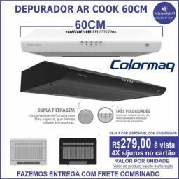 Depurador Ar Cook 60cm Colomarq