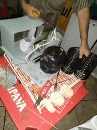 Título do anúncio: Conserto de geladeiras e freezers
