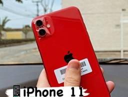Iphone 11 128 lacrado 4mil(foto ilustração)