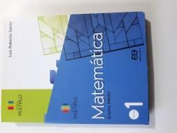 Livro matematica projeto múltiplo volume 1