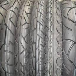 Lote pneus moto