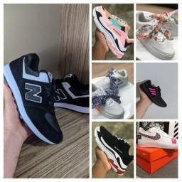 Oferta Imperdivel Tênis diversos modelos   Nike adidas etc