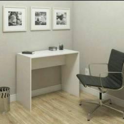 Mesa Escrivaninha Birô 100% MDF - Home Office, Estudos, Escritório