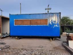 Container de 6 metros reefer