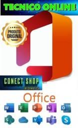 Office ativo para seu note ou pc