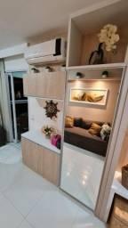 Oportunidade Venda / Apartamento com 56m² com 2 quartos Mobiliado In Mare