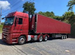 caminhão mb 2546