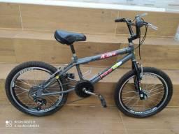 Bicicleta BMX aro 20 6 machas