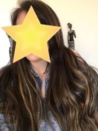 Vendo cabelo 100% humano para aplique TOP