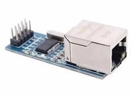 Módulo Ethernet Enc28j60 Avr Rede Spi Internet, usado comprar usado  Ibirité
