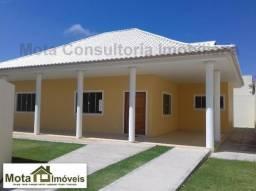 Araruama - Parque Hotel - Excelente Casa 3 Qts Novinha 1ª Locação