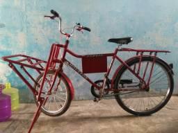 Vende-se Bicicleta Cargueira Houston Forte