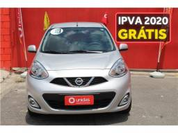 Nissan March 1.6 sv 16v flex 4p xtronic - 2018