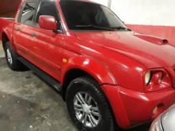 L200 Sport 2004 Turbo Diesel Aut. R$32 mil - 2004