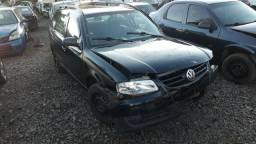 Sucata VW Parati 1.6 100cvs Flex 2006 vendida somente em peças