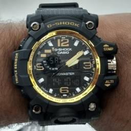 0509284f617 Relógios Masculino Casio G-shock a Prova d água 5mts vários modelos