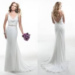 0e3bd9297 vestidos de noiva usado