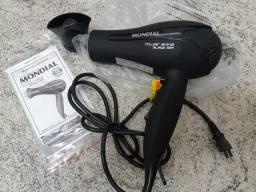 Secador de cabelos Mondial (Novo) 1900 Whats de potencia. 110 volts