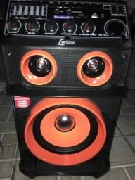 Radio portátil Bluetooth