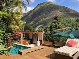 Casa com 5 dormitórios à venda por R$ 3.990.000 - Itaipava - Petrópolis/RJ