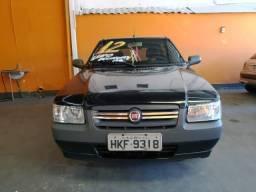 Fiat Uno 2012 + Ar Condicionado - 2012