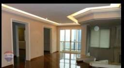 Chateau - Apartamento com 4 dormitórios para alugar, 288 m² por R$ 5.000/mês - Alphaville