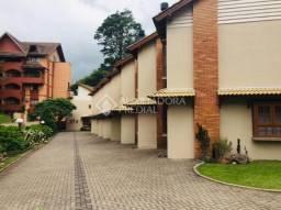 Casa para alugar com 2 dormitórios em Planalto, Gramado cod:310481