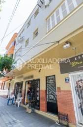 Apartamento para alugar com 1 dormitórios em Santana, Porto alegre cod:249422
