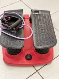 Air Climber Power System - aparelho ginástica simulador de caminhada