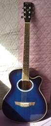 Violão Tagima Dallas Azul com preto