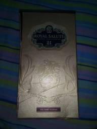 Whisky royal salute