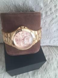 Relógio GUESS ROSÉ, original e pouco uso