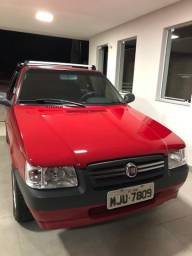 Vendo Fiat Uno Mille Economy 2012 completo