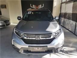 Honda Crv 1.5 16v vtc turbo gasolina touring awd cvt - 2018