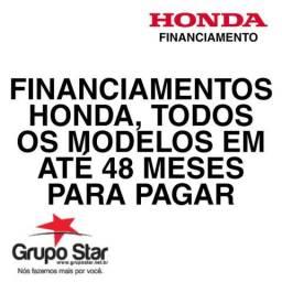 Conquiste sua Honda Nova