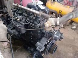 Motor mwm 229 4 e cambio 5 marcha