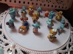 Lote miniaturas kinder ovo anos 90