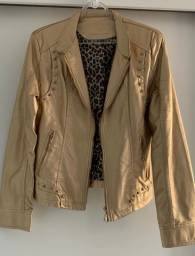 Jaqueta dourada