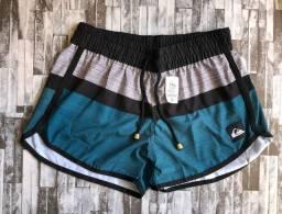Shorts Hurley e camisas