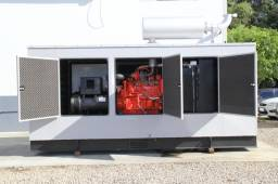 Gerador 550 kva - 0km - Em rampa