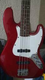 Baixo Fender Squier Aceito troca