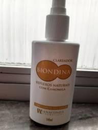 Clareador de cabelos Biondina