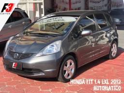 Honda Fit 1.4 LXL Automatico - Baixo KM
