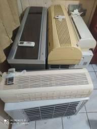 Vendo 4 Ar Condicionado Split
