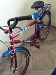 Dende se esta bicicleta