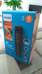 Aparador de pelos - barbeador Philips multigroom 3000 novo