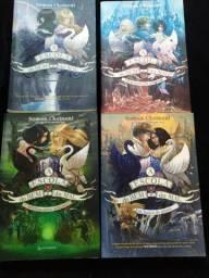 Escola do Bem e do Mal 4 volumes